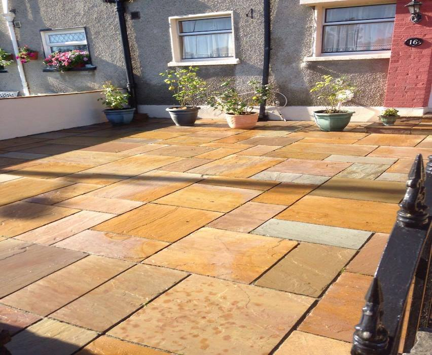 Property Mantenance Power Washing in Kerry